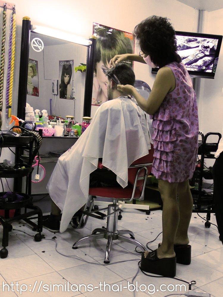 thai barber