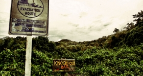 evacuation-route-knock-out-bar