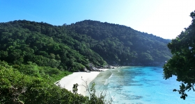 Bucht Similan Island Nr 4