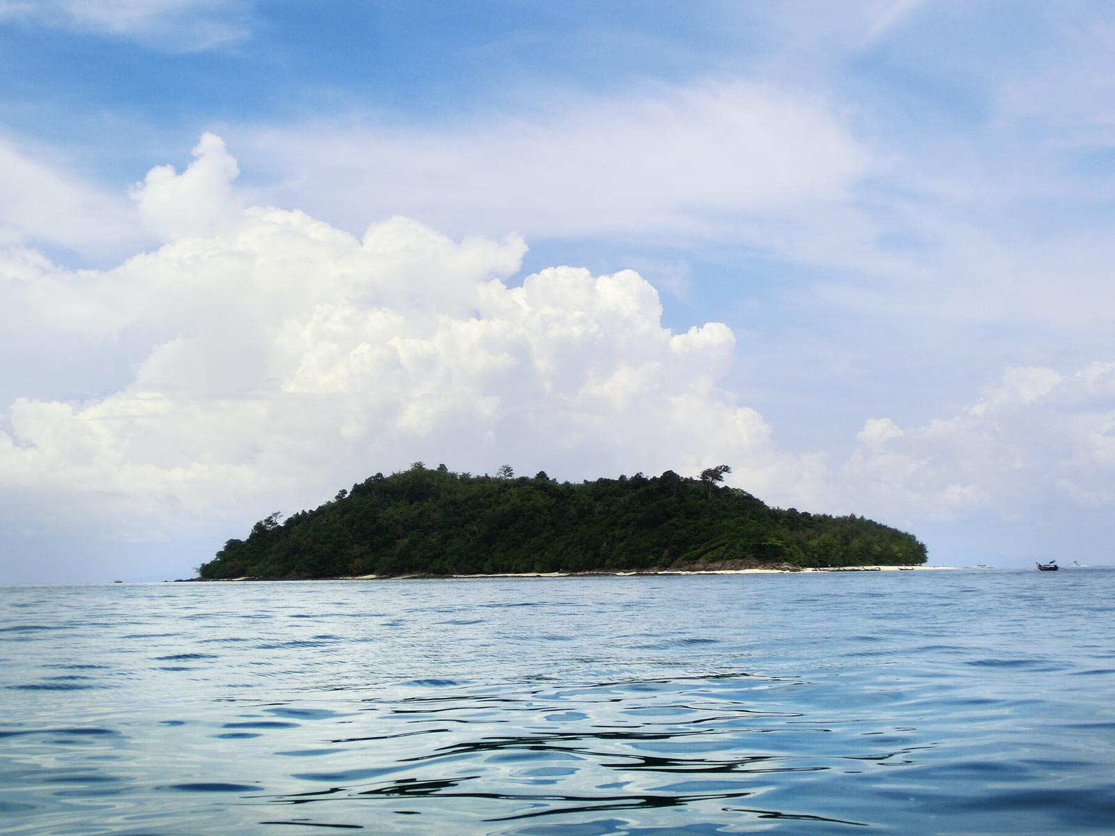 Ko Mai Phai (Bamboo Island )