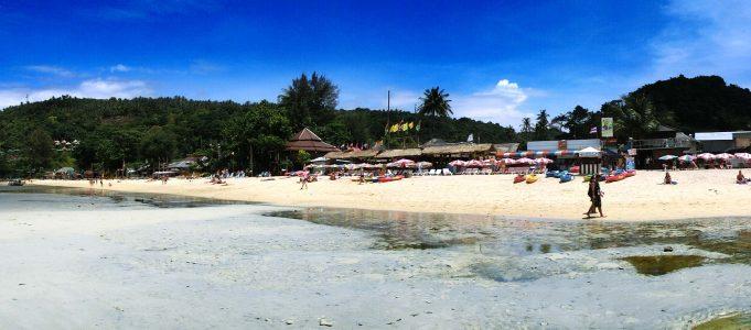 Loh Dalum Bucht auf Phi Phi Don