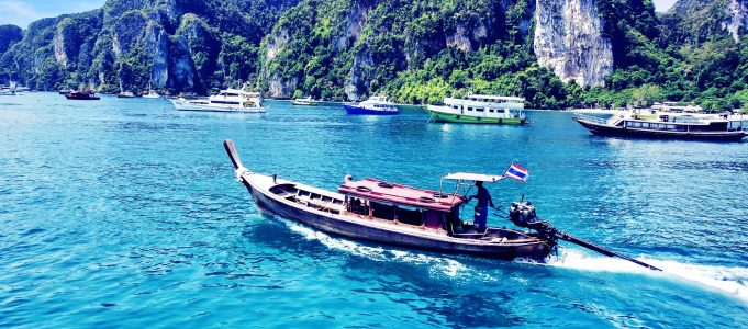 Mu Ko Phi Phi Inseln