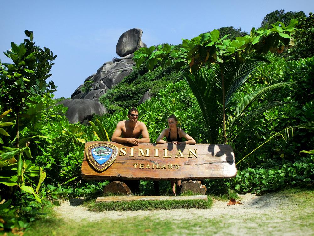 Similand Thailand
